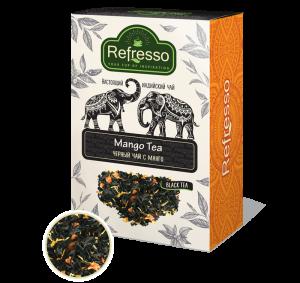 Чай Ассам черный с манго