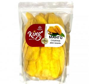 Манго натуральное в упаковке